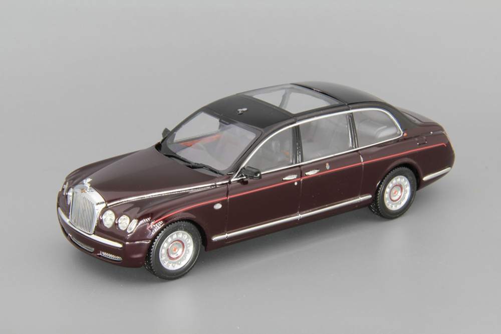 bentley state limousine minichamps 1/43