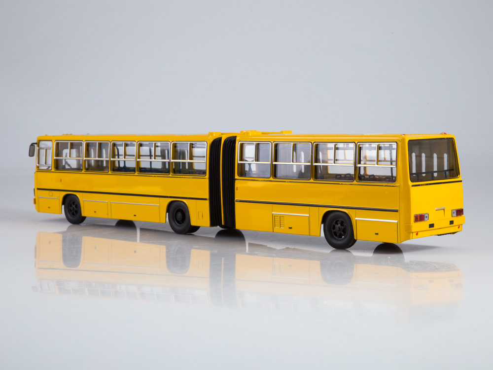 Ikarus 280 yellow Soviet Bus 1:43
